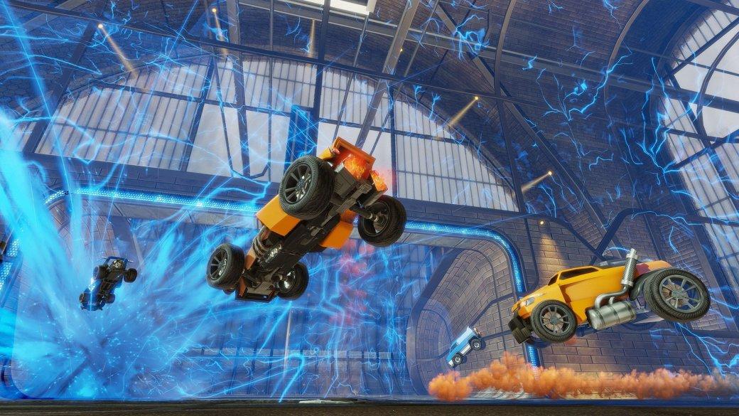 30 лучших игр 2015 года: Rocket League - Изображение 1