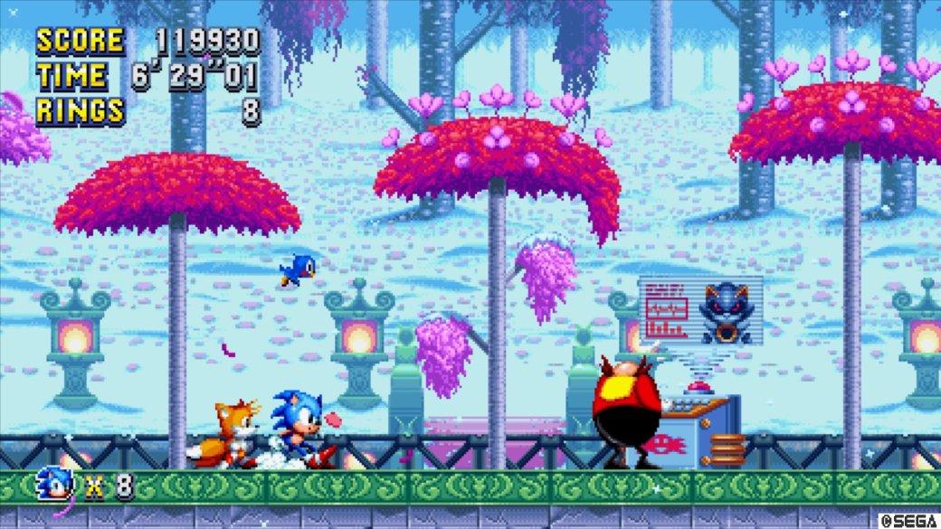 Рецензия на Sonic Mania. Обзор игры - Изображение 4