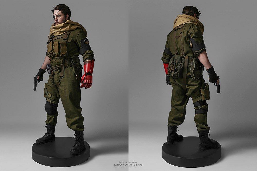 Косплей дня: Веном Снейк из Metal Gear Solid 5: The Phantom Pain - Изображение 4