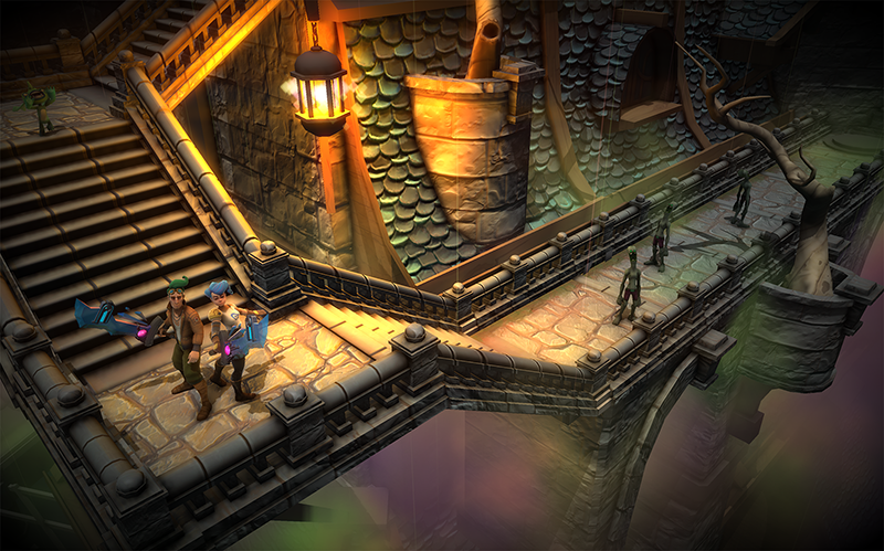 Upsilon Circuit — Twitch-игра, в которой смерть означает конец всего - Изображение 3