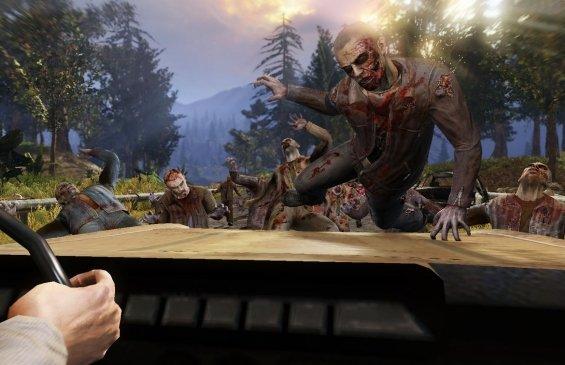 скачать игру про выживание про зомби - фото 9