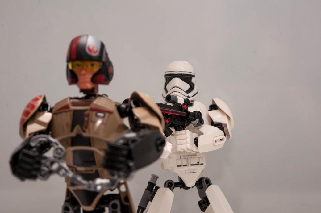 Нелепые приключения сборных фигурок LEGO Star Wars. - Изображение 3