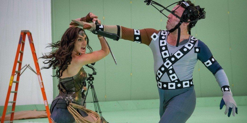 Новые фото «Чудо-женщины»: Галь Гадот снова в бою - Изображение 1