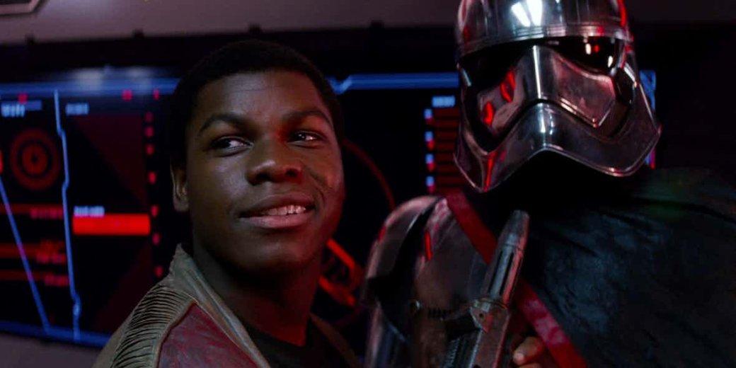 Новости Звездных Войн (Star Wars news): Финн доживет до 9 эпизода «Звездных войн» (почти точно)