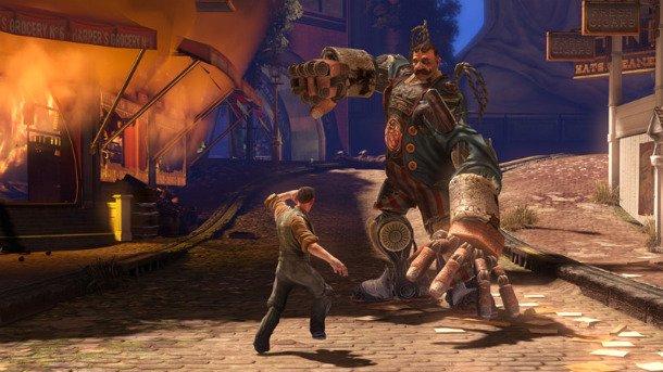 Разработчики Bioshock Infinite отказались от мультиплеера - Изображение 1