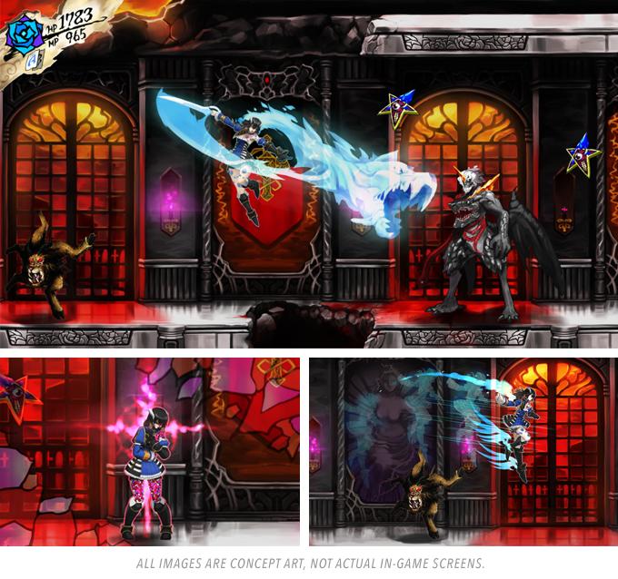 Триумфальное возвращение создателя Castlevania: Symphony of the Night  - Изображение 1