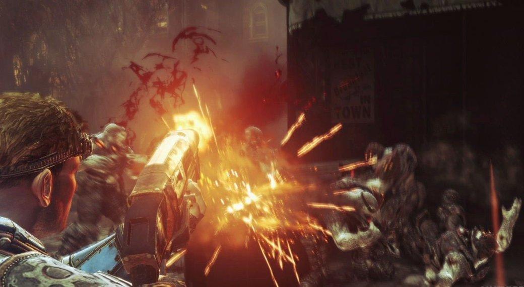 E3: Gears of War: Judgement - впечатления от однопользовательского режима - Изображение 2