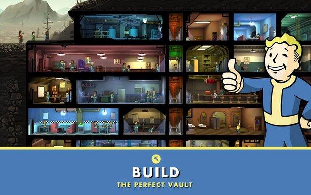 Fallout Shelter: теперь строить «Убежище» можно и на Android - Изображение 1