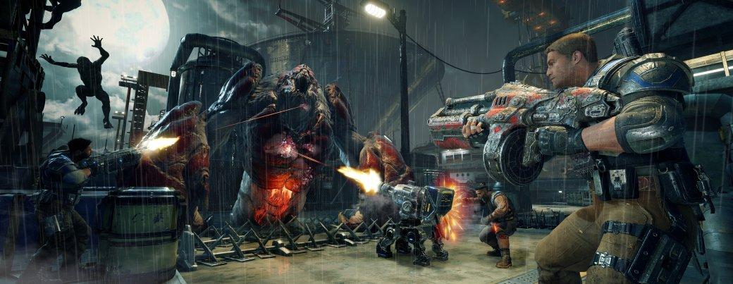Рецензия на Gears of War 4. Обзор игры - Изображение 20