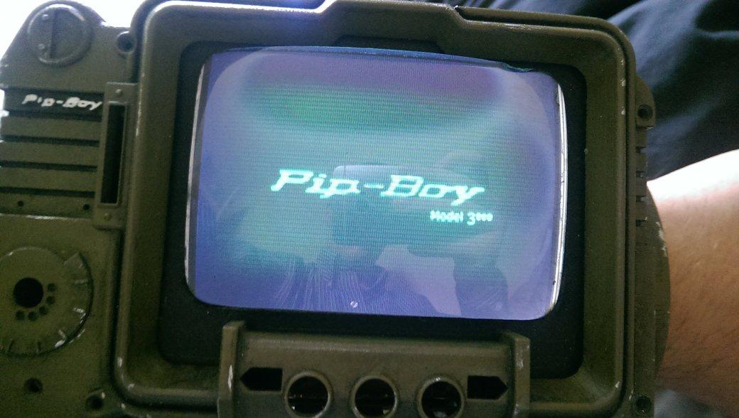 Фанат Fallout сделал PipBoy своими руками - Изображение 1
