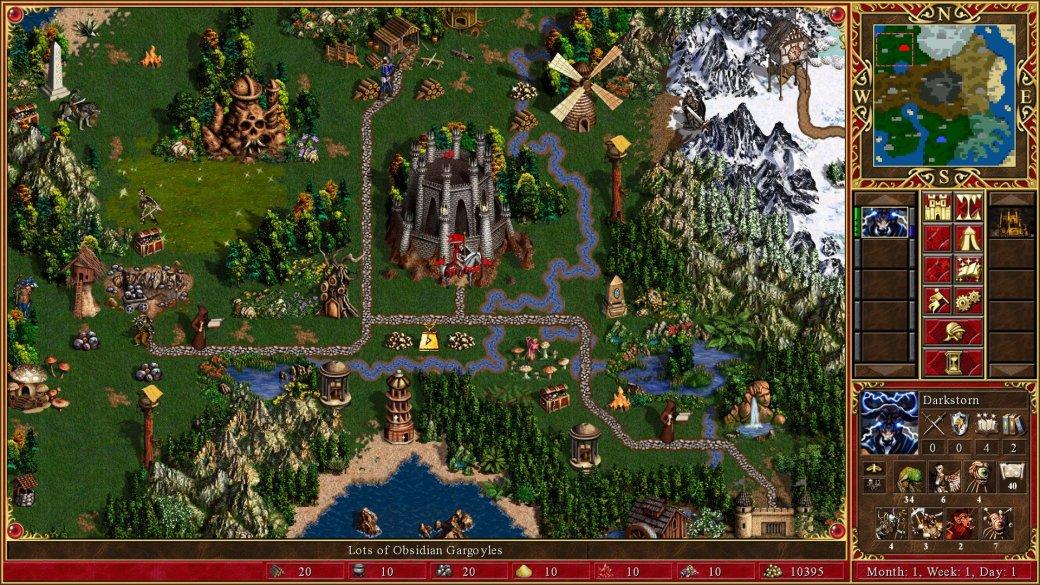 Два лагеря: отзывы на  Heroes of Might and Magic 3 HD  - Изображение 1
