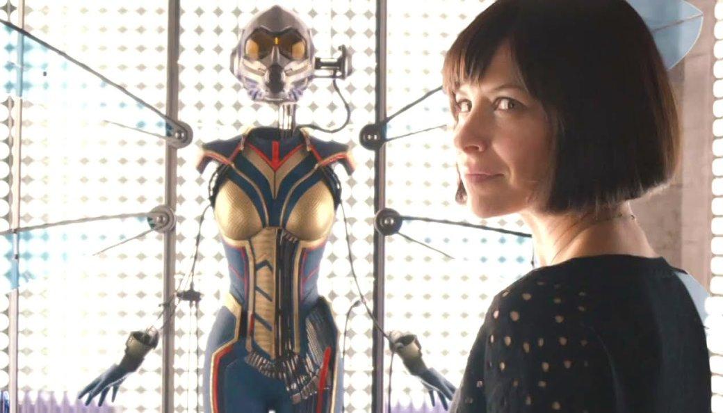 Эванджелин Лилли подтвердила появление Осы в четвертых «Мстителях» - Изображение 1
