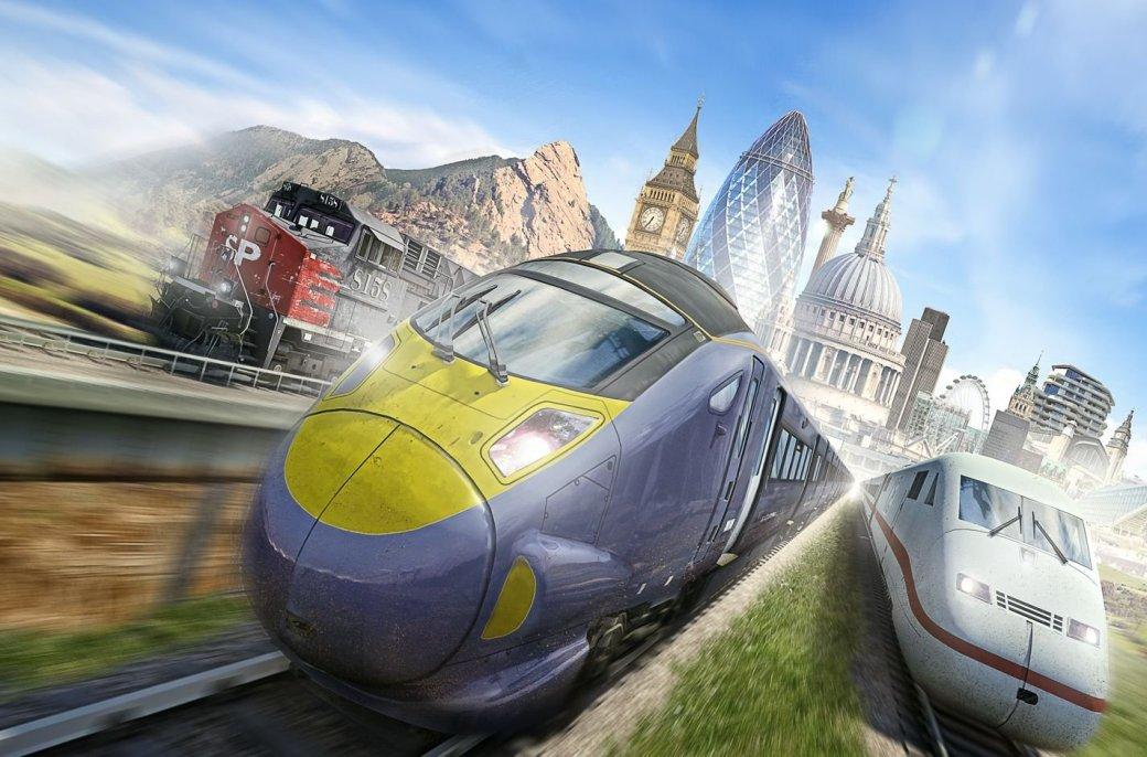Авторы Train Simulator наняли выходцев из EA, Lionhead и Splash Damage - Изображение 1