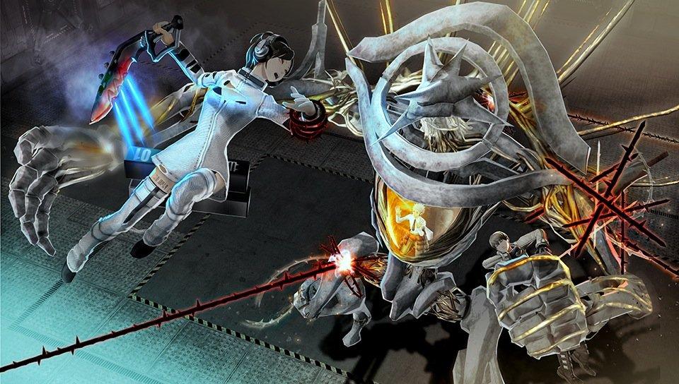 Freedom Wars отстояла первое место в японском чарте - Изображение 1
