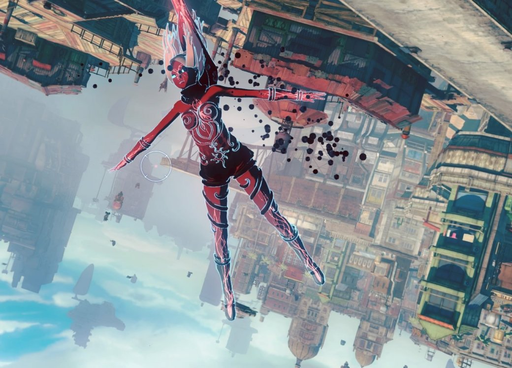 Gravity Rush 2: взлеты и падения. - Изображение 2