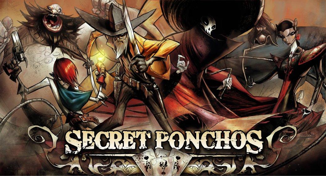 Запуск Secret Ponchos: Most Wanted состоится в конце сентября - Изображение 1