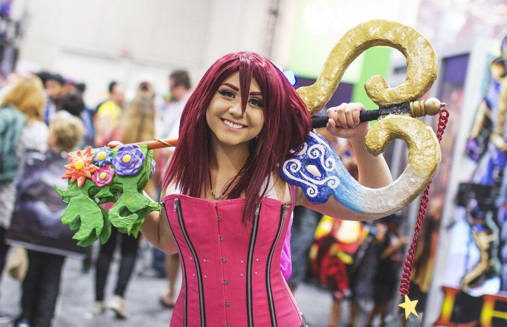 Лучший косплей Comic-Con 2015 - Изображение 14