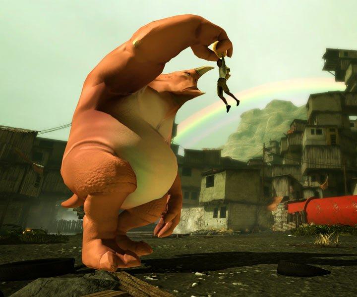 Инди за неделю: Papo&Yo, Orion: DinoHorde, Don't Starve - Изображение 1