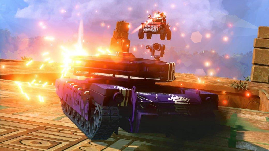 На PlayStation 4 стартовало бета-тестирование Hardware: Rivals - Изображение 1