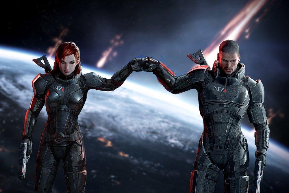 EA подумывает о ремастерах Mass Effect - Изображение 1