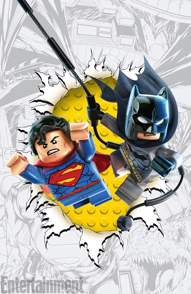 LEGO украшает комиксы DC  - Изображение 5