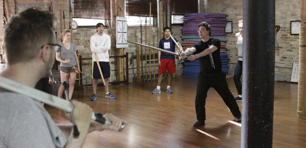 Как любителей «Игры престолов» учат настоящему бою на мечах - Изображение 2