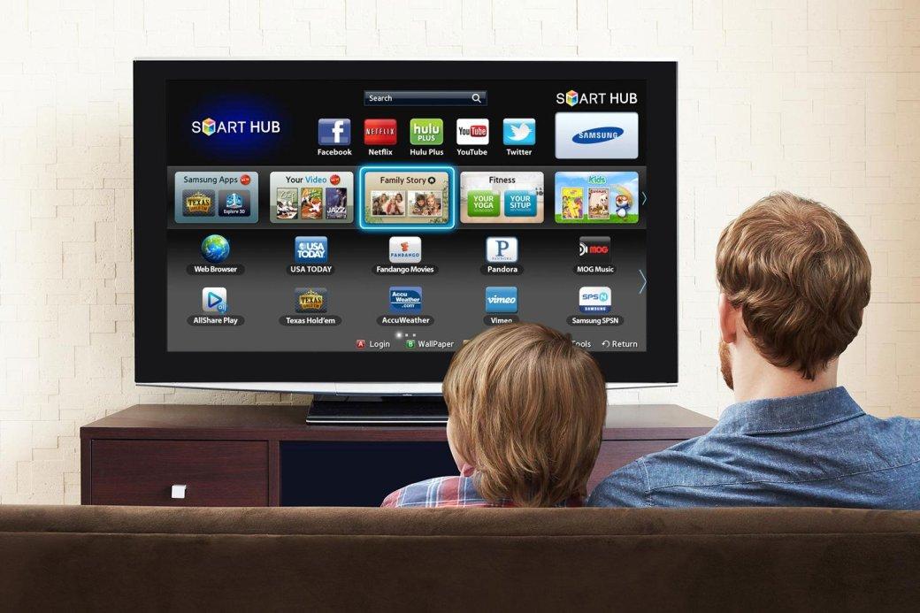 Самсунг своим обновлением вывел изстроя тысячи телевизоров