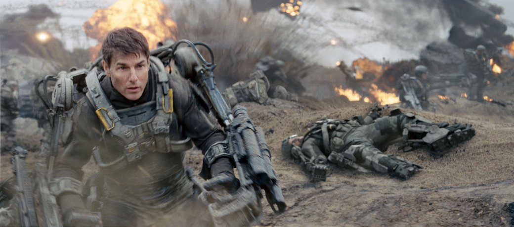 Круз хочет снимать сиквел «Грани будущего» —лучшего фильма по играм - Изображение 1