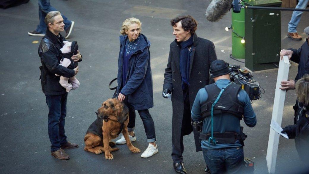 Рецензия на «Шесть Тэтчер», первую серию 4-го сезона «Шерлока». - Изображение 11
