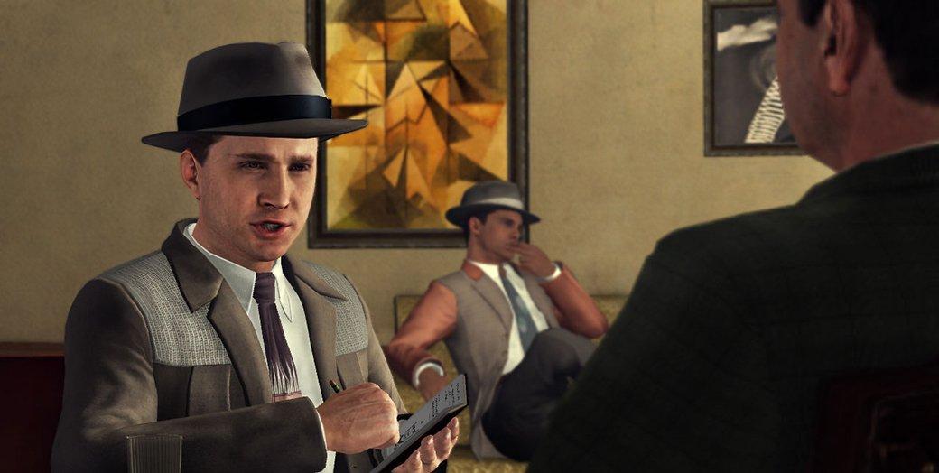 А помните L.A. Noire? . - Изображение 9