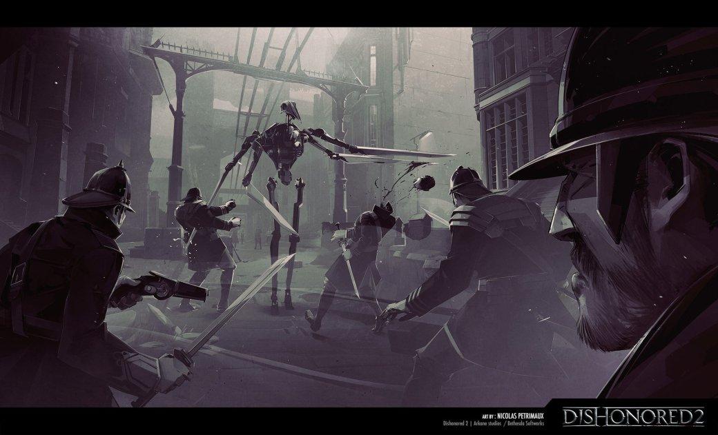 Потрясающие концепт-арты Dishonored 2 отхудожника игры - Изображение 11