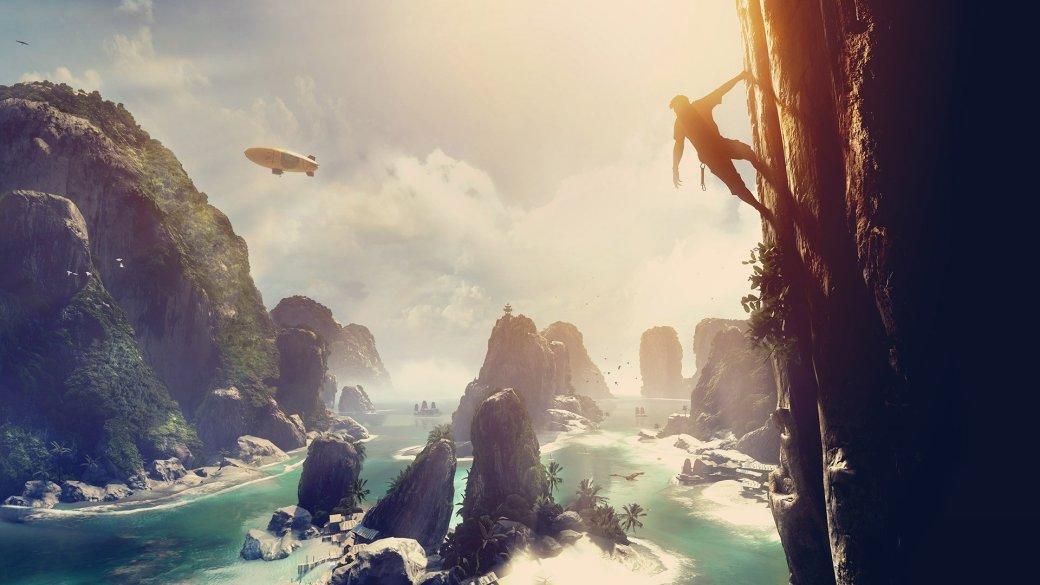 The Climb — новый VR-симулятор альпинизма от Crytek - Изображение 2
