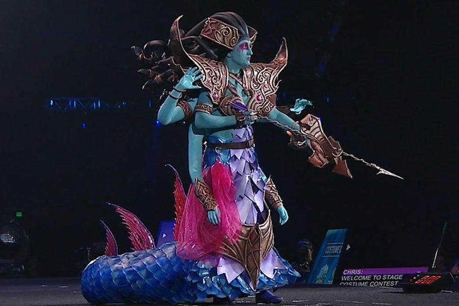 BlizzCon 2014. Конкурс костюмов - Изображение 92