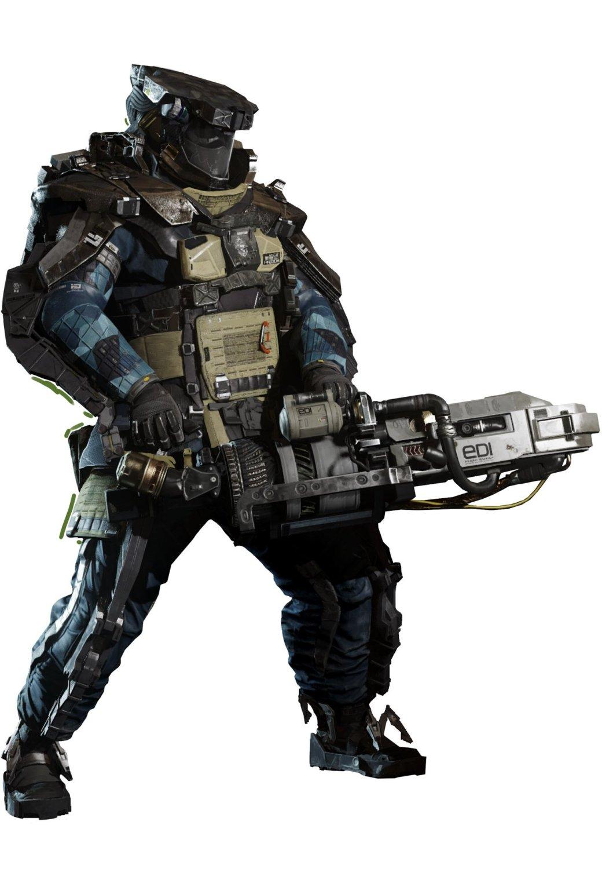Классы вмультиплеере Call ofDuty: Infinite Warfare - Изображение 4