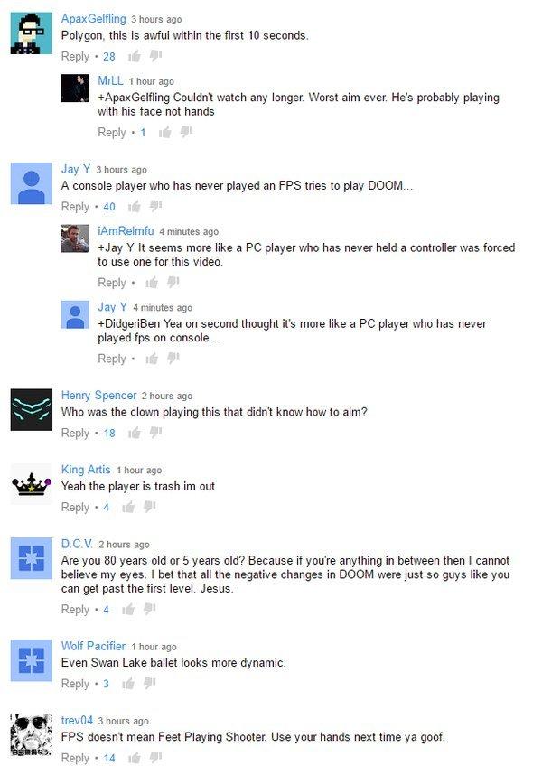 Почему Интернет унижает Polygon из-за Doom - Изображение 3