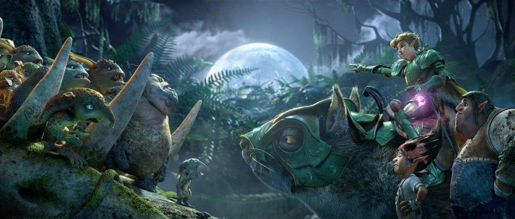 Lucasfilm выпустила первый трейлер своего мультипликационного мюзикла - Изображение 1