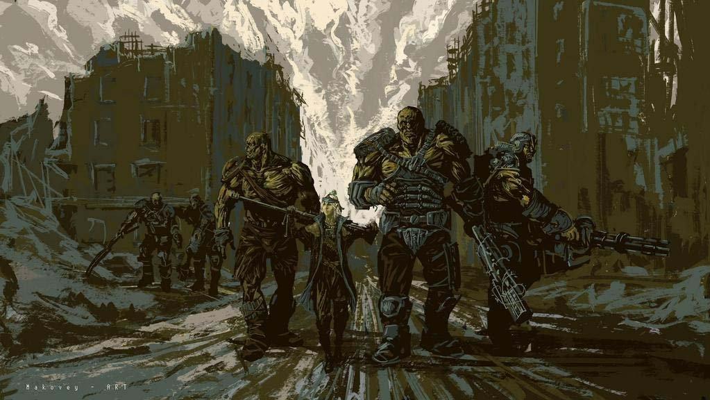 Лучший арт мира Fallout - Изображение 81
