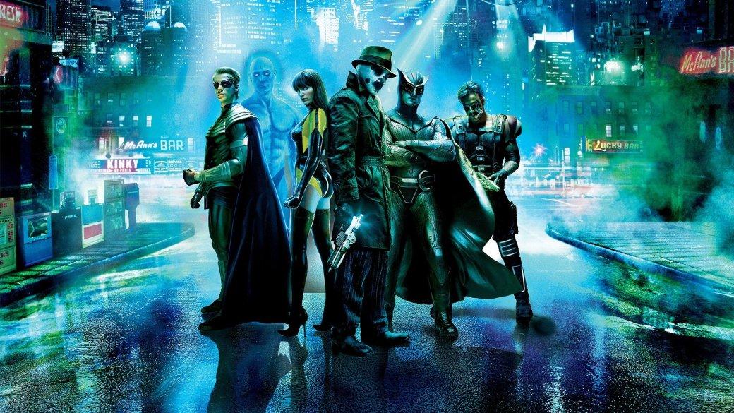 В Injustice 2 могут появиться герои Watchmen - Изображение 1