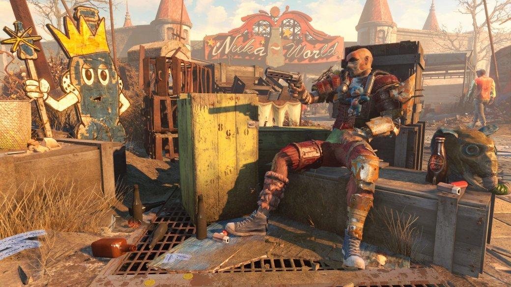 Последним аттракционом Fallout 4 станет DLC про парк развлечений - Изображение 1
