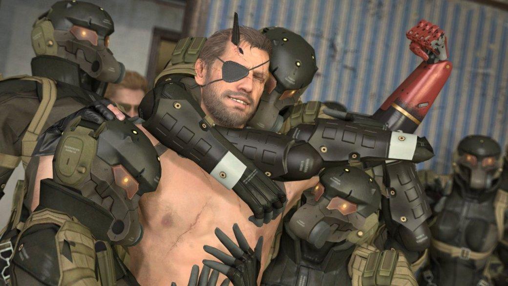 30 лучших игр 2015 года: Metal Gear Solid 5  - Изображение 1