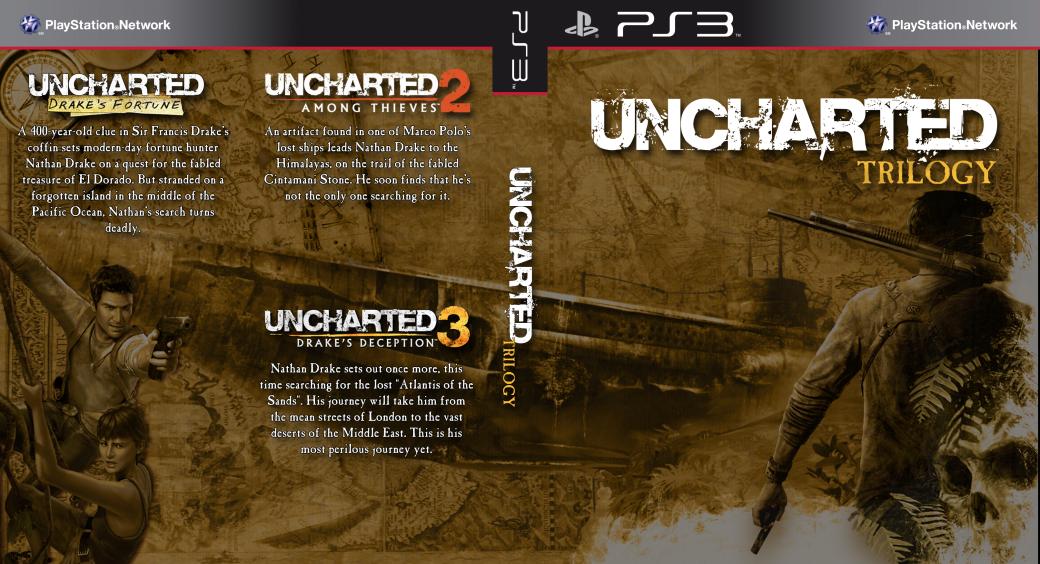 Швейцарский магазин предлагает Uncharted Trilogy HD Edition - Изображение 1