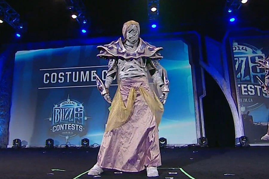 BlizzCon 2014. Конкурс костюмов - Изображение 16