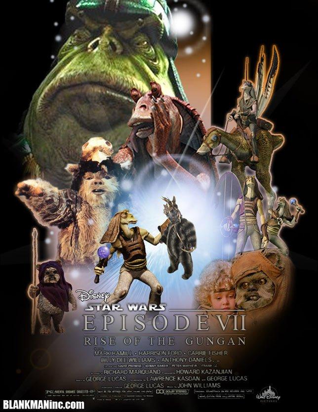 Фанатские постеры Star Wars: Episode VII - Изображение 48