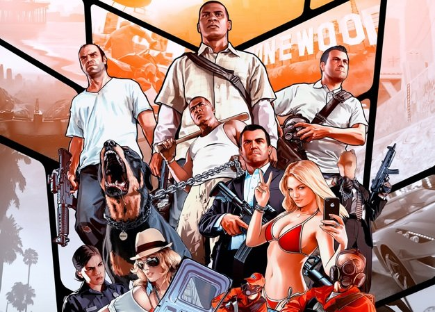 Q&A: Актеры Grand Theft Auto V - Изображение 1