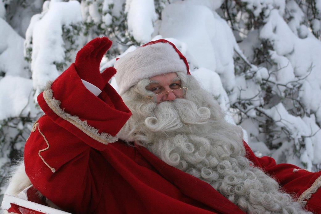 Разработчики поздравили игроков с Рождеством и Новым годом. - Изображение 1