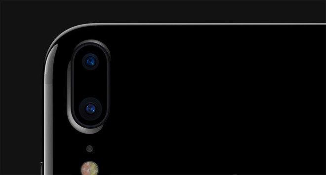 В 2017-ом Apple может выпустить iPhone свертикально расположенной двойной камерой
