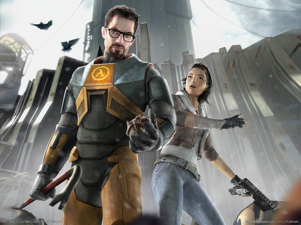 В Steam можно проголосовать за сиквел к Half-Life 2: Episode Two - Изображение 1