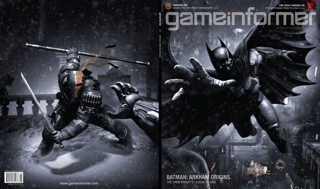 Анонсирован Batman: Arkham Origins - Изображение 1