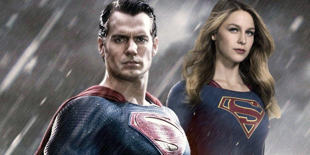 Нет, в «Человеке из стали 2» не будет Супергерл! Почти точно. - Изображение 1