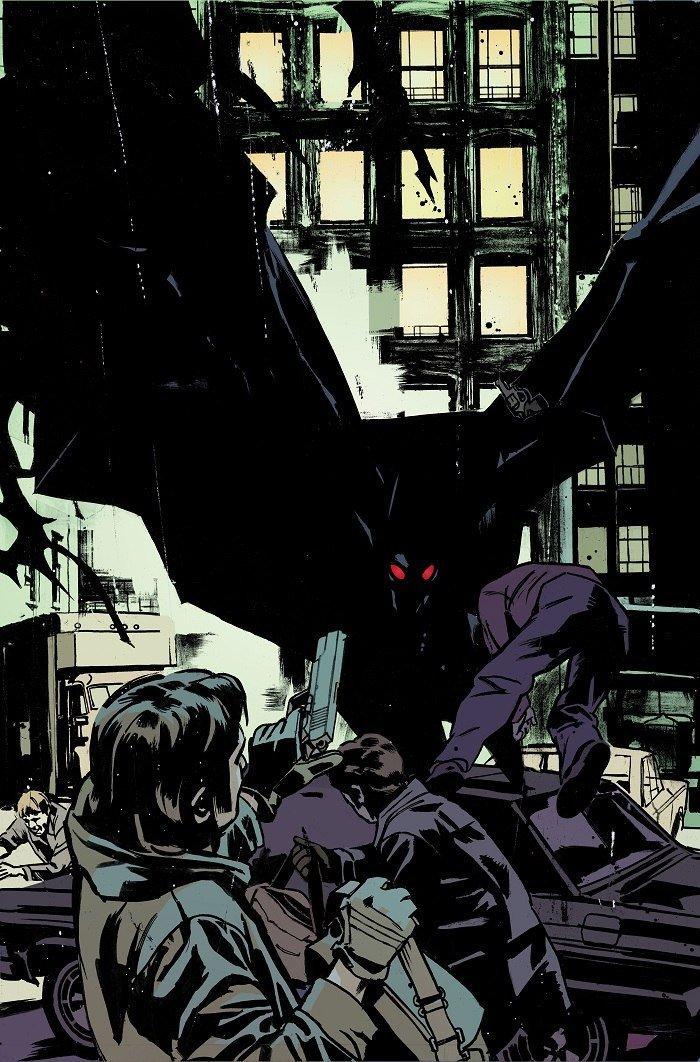 DCвыпустит комикс оребенке, повторившем судьбу Бэтмена. - Изображение 5